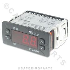 Elitech etc-60-ht Digital Termostato Regulador De Temperatura Para Polar Nevera