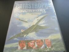 Dvd nf AIRPORT 79 CONCORDE Alain DELON Robert WAGNER Sylvia KRISTEL catastrophe