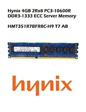 Hynix 4GB 2Rx8 PC3-10600R DDR3-1333Mhz IBM Server Memory HMT351R7BFR8C-H9 T7 AB