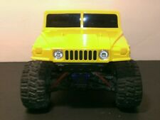 RC Hardbody 1/16 1/18 Humvee scale Losi Traxxas crawler truck LED light kit