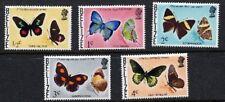 1974 Belize - Butterflies (5) MUH