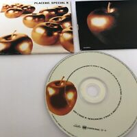 Placebo – Special K - CD 2001  - SINGLE ENHANCED  EDITION