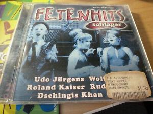 Fetenhits 2-CD Schlager