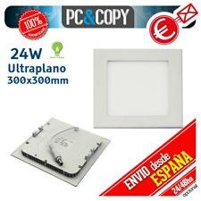 R1069 Downlight Panel LED 24W Techo Luz Blanca Cuadrada Fina Empotrable