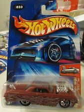 Hot Wheels Tooned Chevy Impala 1964 #033 2004 First Editions