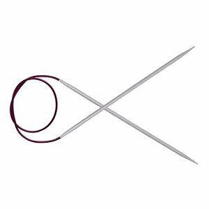Knit Pro Rundstricknadel Stricknadel basix Aluminium alle Größen und Längen