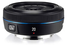 Samsung NX 20mm f/2.8 iFunction Lens