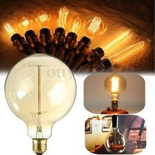 Vintage Retro E27 Huge Globe Edison Light Bulb Lamp Incandescent 60W 220V G125