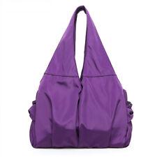 Women Hobo Waterproof Nylon Shoulder Bags Female Summer Beach Shopping Handbags