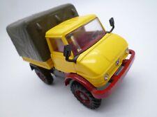VINTAGE CORGI 406 MERCEDES BENZ UNIMOG - VERY CLEAN EXAMPLE 1971-75