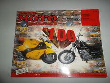 REVUE TECHNIQUE MOTO HONDA CA 125 REBEL et SUZUKI RF 600 R