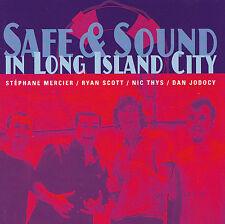 STEPHANE MERCIER - CD - SAFE & SOUND IN LONG ISLAND CITY