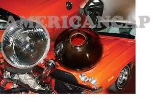 SET OF 4 H4 + H1 Hi / Low Headlight Kit Dodge Challenger Charger Road Runner GTX
