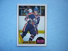 1987/88 O-PEE-CHEE NHL HOCKEY CARD #53 WAYNE GRETZKY NM SHARP!! 87/88 OPC