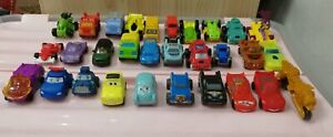 Kinder surprise cars, 30 different pieces