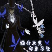 D.Gray-man Tyki·Mikk Japanese Cosplay Anime bracelet Pendant Necklace Gift