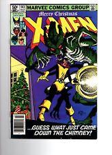Uncanny X-Men 143 John Byrne Last Issue F 6.0 Marvel Comics Bronze Age