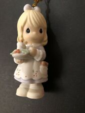 precious moments ornaments My Godmother My Guiding Light Mib Free Shipping