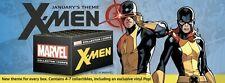 New Funko Pop Marvel X-Men Collector Corps Angel Dark Phoenix Rock Candy