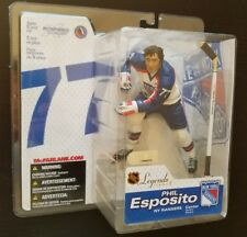 McFarlane NHL Legends PHIL ESPOSITO New York Rangers Chase Variant Figure