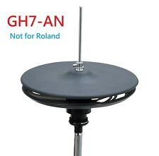 """Goedrum Electronic Hi-Hat Set GH7-AN / 2-Piece Hi Hat / 13"""" HiHat Cymbal"""
