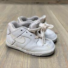 Vintage 1990s Nike Baby Tech Challenge white Gray 3.5 OG INFANT TODDLER