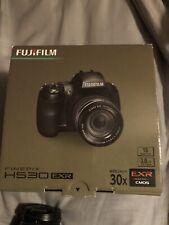 Fujifilm FinePix HS Series HS30EXR 16.0MP Digital Camera - Black Great Condition