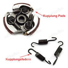 Kupplung Pads mit Kupplungsfedern für Pocketbike Pocketquad Dirtbike ATV