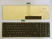 Toshiba Satellite Pro L50 L50-A L70 C50 C55-A C50D C55D-A C50-A-137 Keyboard UK
