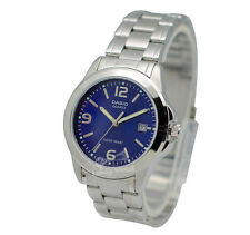 -Casio MTP1215A-2A Men's Metal Fashion Watch Brand New & 100% Authentic