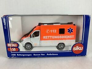 Siku Mercedes Sprinter Ambulance 1:50