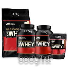 Optimum Nutrition Gold Standard 100% Whey Protein 30g 450g 908g 2.27kg 4.5kg