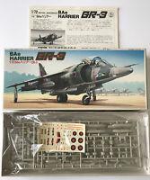 BAe Harrier GR-3 British Aerospace Scale 1:72 Model Kit Fujimi Model Kit (100