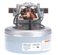 "Lamb Ametek 2 Stage Vacuum Cleaner Hoover Bypass Motor 5.7"" 240V 116312-00 MT168"