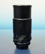 Asahi Pentax Takumar 4/200mm Lens objectif obiettivo per m42 - (41896)