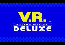 Virtua Racing Deluxe - Sega Genesis 32X Game (Cartridge Only)