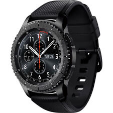 Samsung Gear S3 Frontier SM-R760 Bluetooth Smartwatch With Build GPS Waterproof