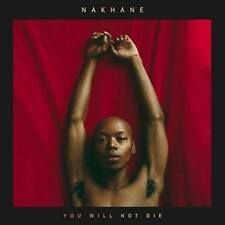 Nakhane - You Will Not Die (NEW CD)