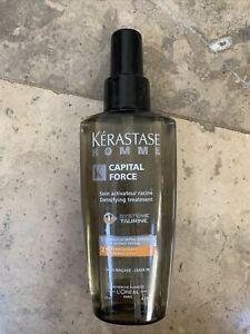 Kerastase K Capital Force Densifying Treatment Leave-in, 4.2 oz