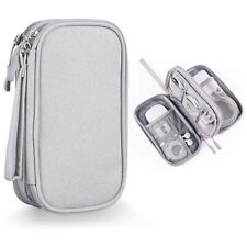 Electronic Accessories Cable Bag Travel Organizer Pouch Charger Storage Cases Us