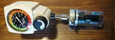 Ohio Medical 6-1224 Vacuum Regulator CVR Model 1224 With Mount And Tube Used As