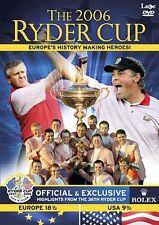 Ryder Cup 2006: Der 36, Ryder Cup [DVD] *NEU* Europa vs. USA