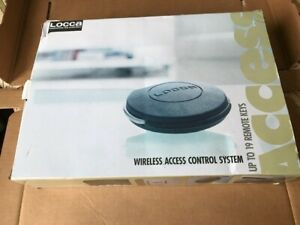 Locca Wireless Access Control system New and Boxed