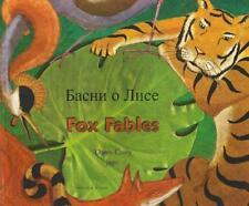 Fox Fables en Ruso y Inglés (Fables de por Todo el Mundo) por en Rústica