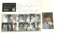 SEVENTEEN Happy Ending Carat ver. CD Blu-ray photobook + photocard set