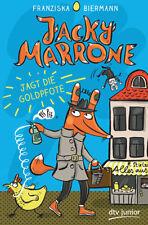 Jacky Marrone jagt die Goldpfote von Franziska Biermann (31.08.2018, Hardcover)