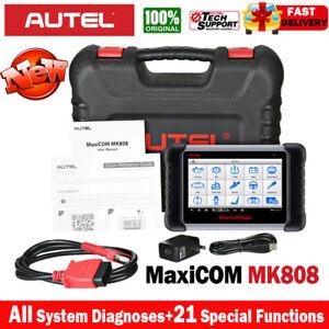 2021 AUTEL MaxiCOM MK808 Pro OBD2 EOBD Valise Diagnostique Auto Scanner MX808