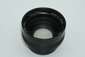 Sony Wide Angle Conversion Lens VCL-0758A X0.7 for camcorders, 52mm or 58mm fit