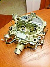 1970 70 Gto Judge 455 Ho Nos 7040267 Carburetor Rochester Firebird Trans Am 1971