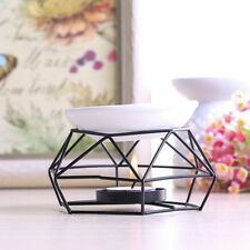 Stainless Steel Oil Burner Candle Aromatherapy Oil Lamp Home Decor Aroma 70ML